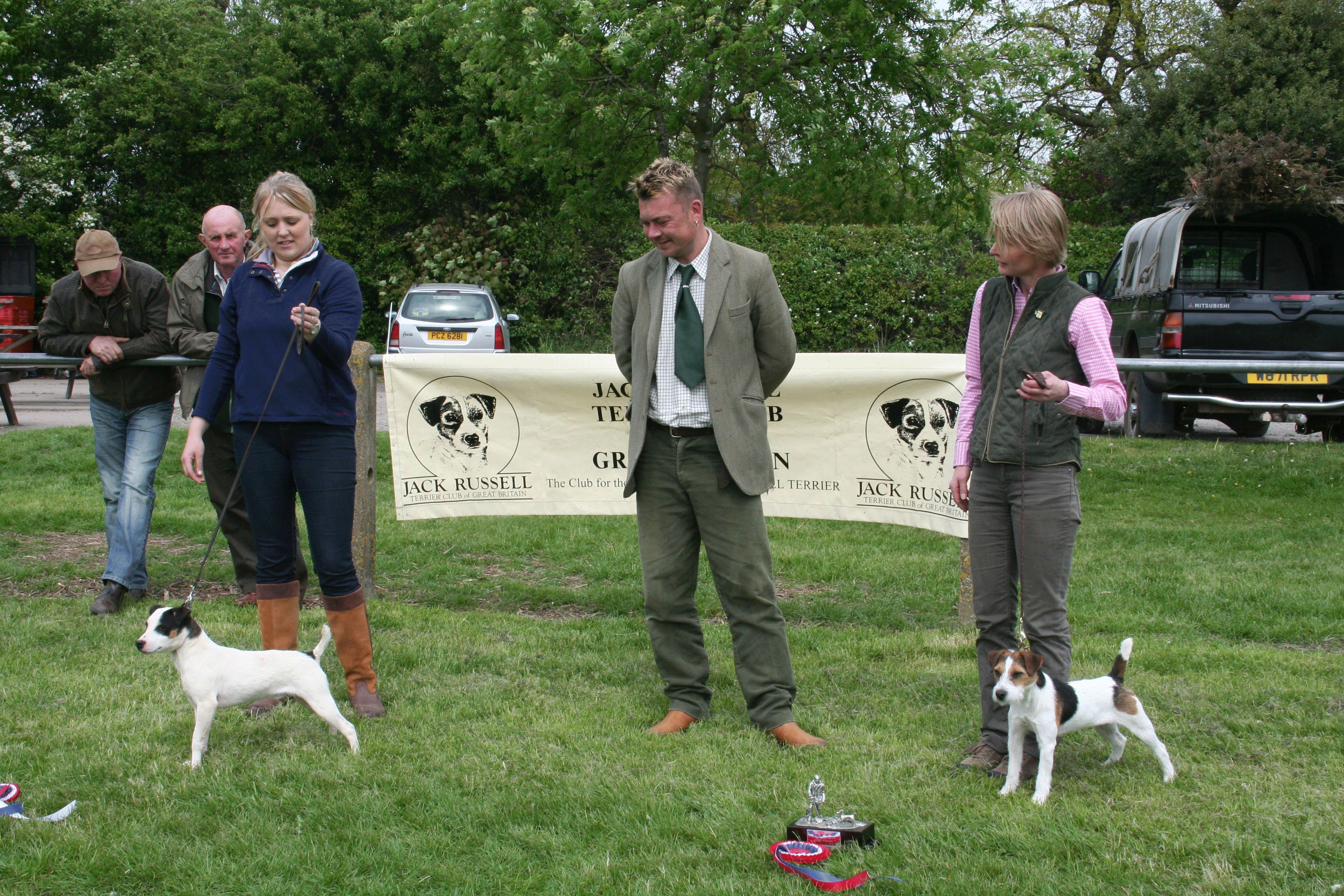 Champion and Reserve of Show